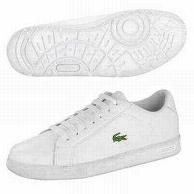 Bebe Cher Chaussure Lacoste chaussures Ville Pas TrFa6rHAy